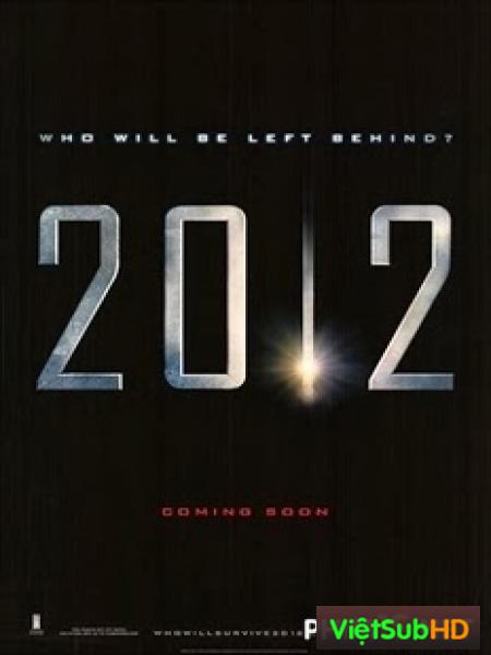 Năm Đại Họa Của Trái Đất: 2012