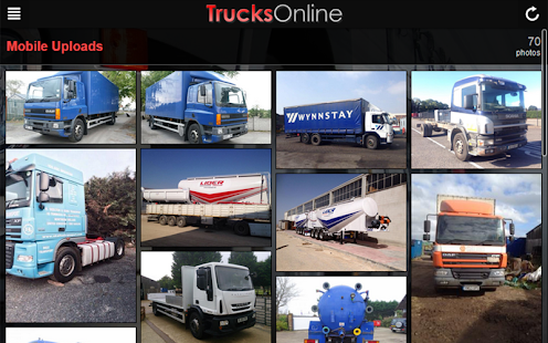 Trucks Online- screenshot thumbnail