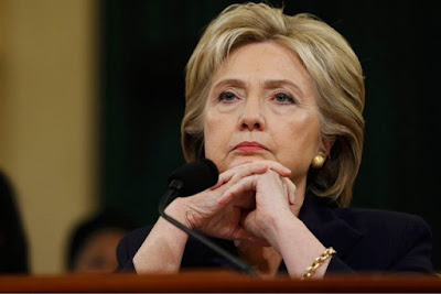 Spiritualism alert: Hillary Clinton talks to the dead