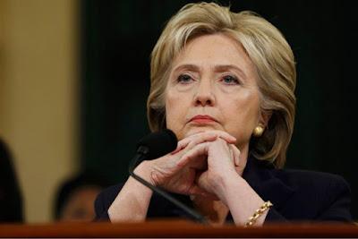 Spiritualism alert: Hillary Clinton talks to the dead