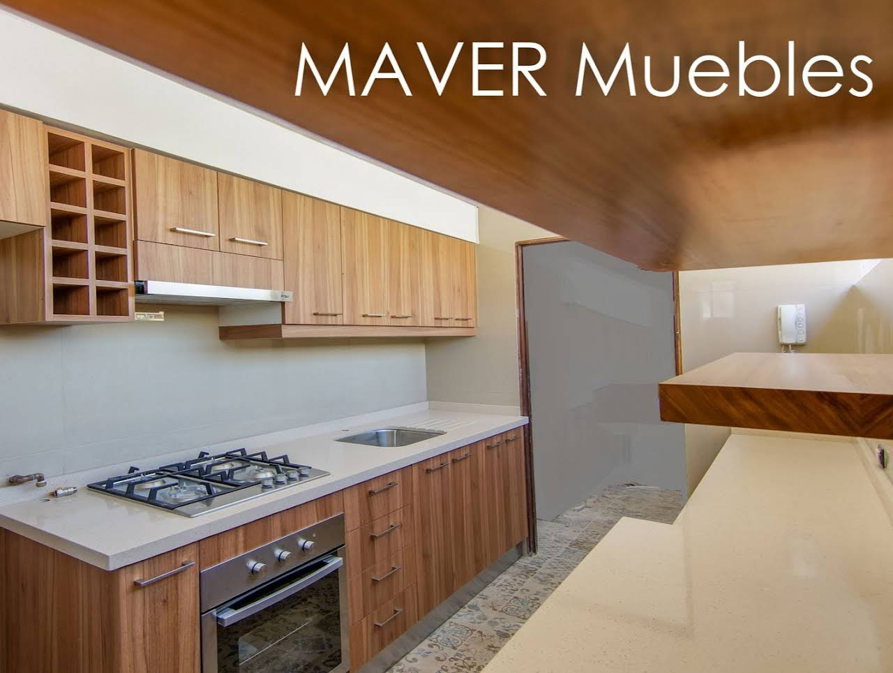 Maver Muebles De Cocina Muebles De Cocina En La Reina Las Condes  # Xp Muebles De Cocina