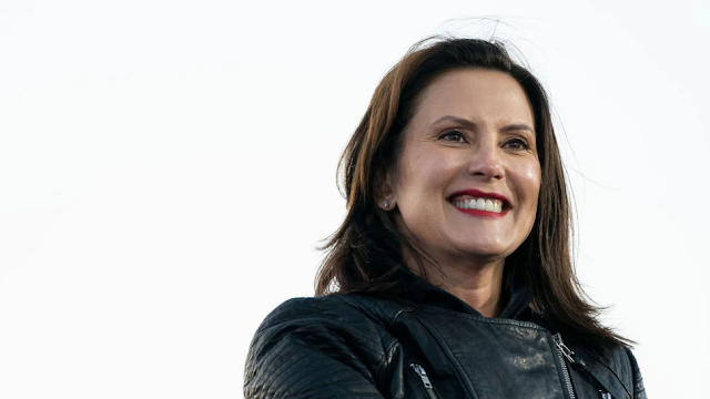 Gov. Gretchen Whitmer Honored With 'Profile In COVID Courage' Award From JFK Library