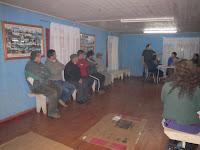 Reunion junta de vecinos Esperanza de Tres Pinos