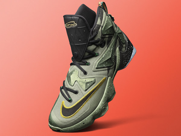 Official Look at Nike LeBron 13 for 2016 NBA AllStar Game in Toronto