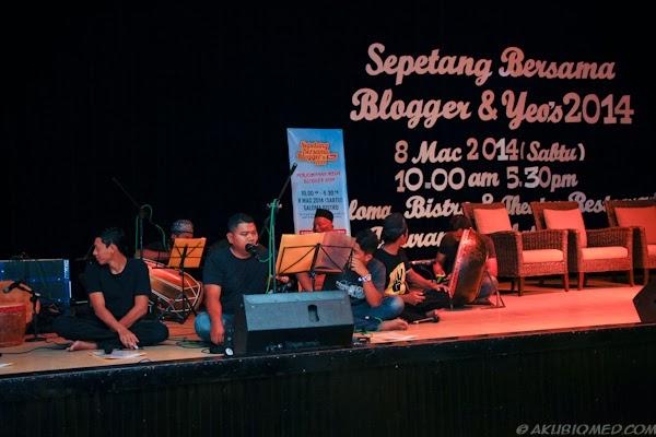 pemain muzik tradisional
