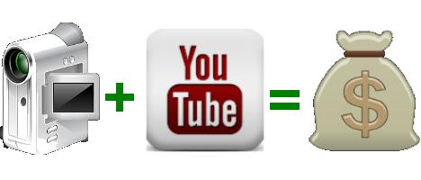 Cara praktis menghasilkan uang dari internet dengan youtube Cara Menghasilkan Uang Dari Internet Dengan Praktis melalui Youtube