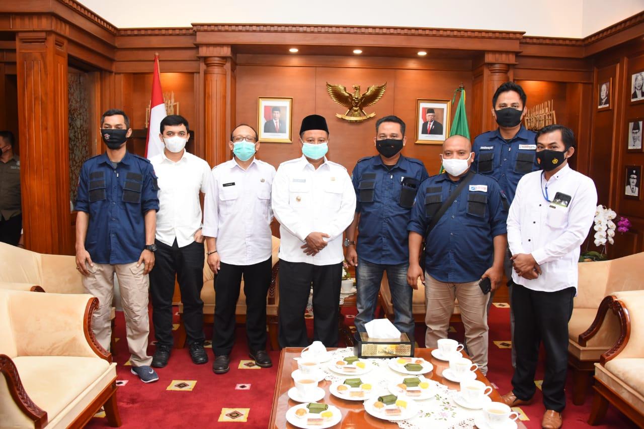 Media Online PD IWO Purwakarta Jalin Sinergi Bersama Pemprov Jabar