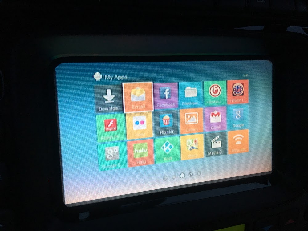 Hacking the Jaguar touchscreen head unit for the XJ X350, S