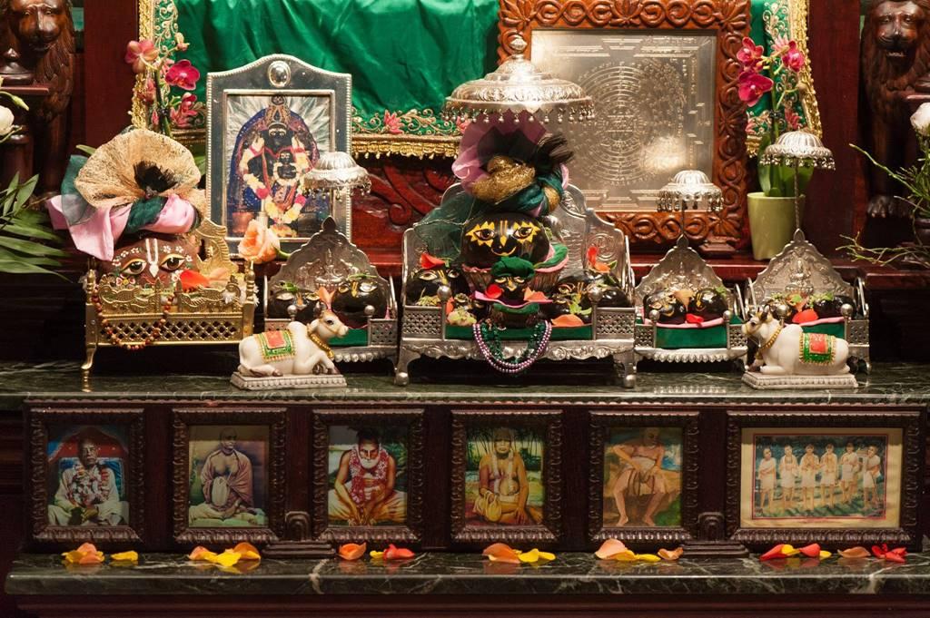 ISKCON Goloka Dhama, Germany Deity Darshan 03 Mar 2016 (2)