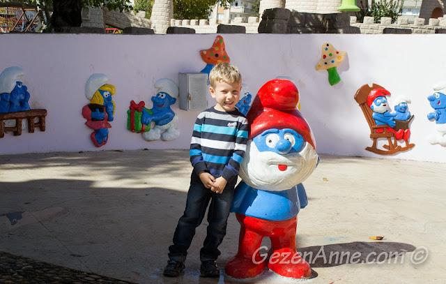 Şirin Baba ile hatıra resmi, Gaziantep
