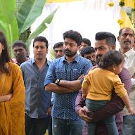 NTR Koratala Shiva Movie Opening Stills