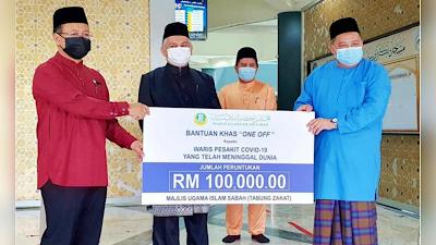 RM1,000 Untuk Waris Pesakit COVID-19, Meninggal Dunia – MUIS