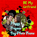 Propose Day Photo Frame & Collage Maker To Propose icon