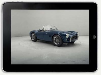 ROAD inc, excelente aplicación sobre Automovilismo para iPad: A Fondo