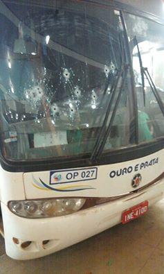 Troca de Tiros ! Policia Militar impede assalto a ônibus nas proximidades de Novo Repartimento
