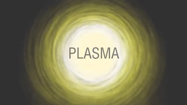 plasma, fourth state of matter