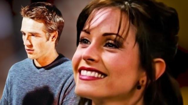 Cena excluída de Friends torna o romance mais estranho de Mônica ainda pior