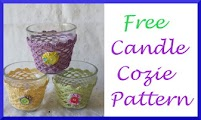 Free Pattern to Make Candle Cozies