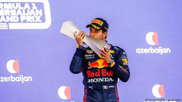 Gran Premio de Azerbaiyán para Checo Pérez.
