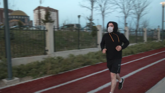 'Time To Push Back': Track Coach Fired After Not Enforcing School's 'Senseless' Outdoor Mask Mandate