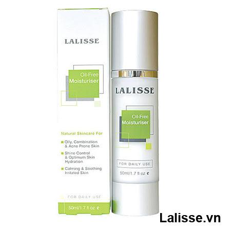 Kem dưỡng Lalisse Oil-Free Moisturiser