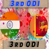 India V Sri Lanka -- 3rd ODI