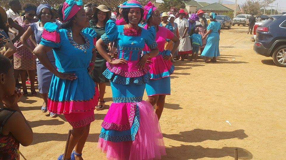 NEW SOUTH AFRICAN TRADITIONAL DRESSES ( 2019 ) IDEAS 4
