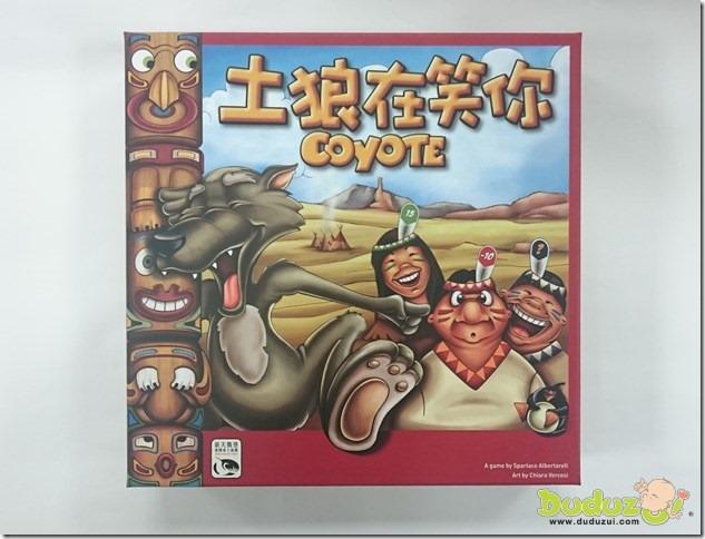 Coyote 土狼在笑你(中文版)