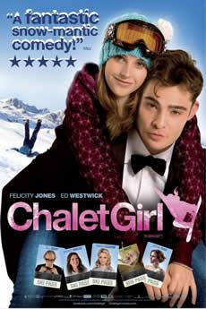 Capa A Menina do Chalé Torrent