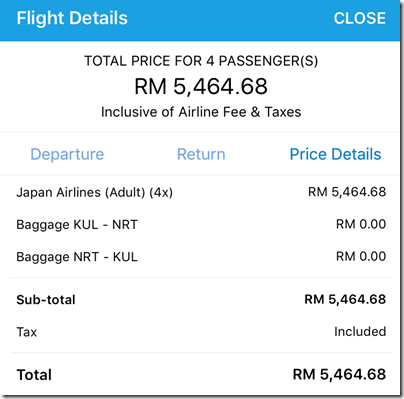 Traveloka flight booking