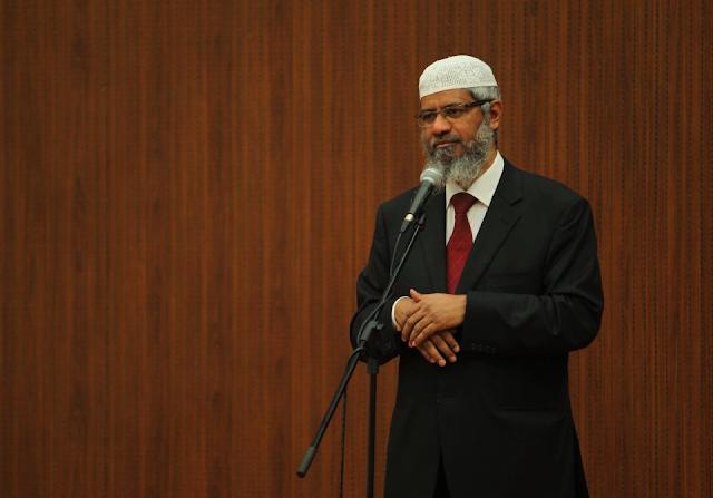 PDRM pantau Zakir Naik