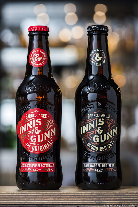 Innis & Gunn Reveals All-New Look in Rebrand