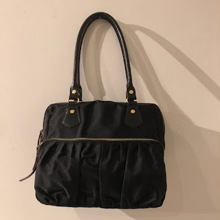 MZ Wallace Black Jane Shoulder Bag