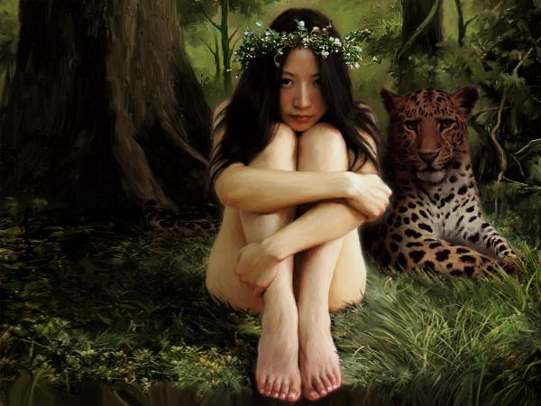 Lady And Jaguar, Magic Beauties 3