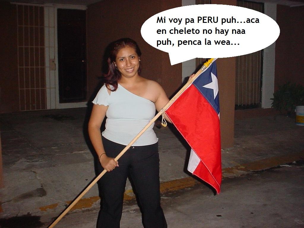 Esposas chilenas en moteles