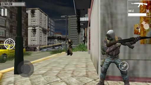 Hero Apocalypse: Invaders Strike - Shooting Game  screenshots 1