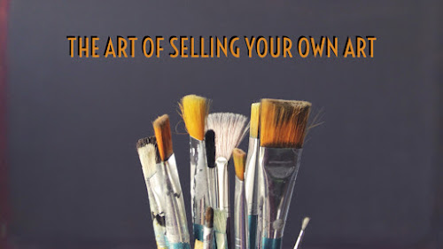 The art of selling your own art