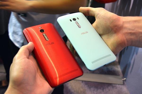Asus giới thiệu ZenFone Selfie
