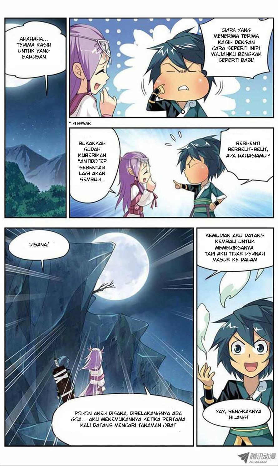 Dilarang COPAS - situs resmi www.mangacanblog.com - Komik battle through heaven 022 - chapter 22 23 Indonesia battle through heaven 022 - chapter 22 Terbaru 20|Baca Manga Komik Indonesia|Mangacan