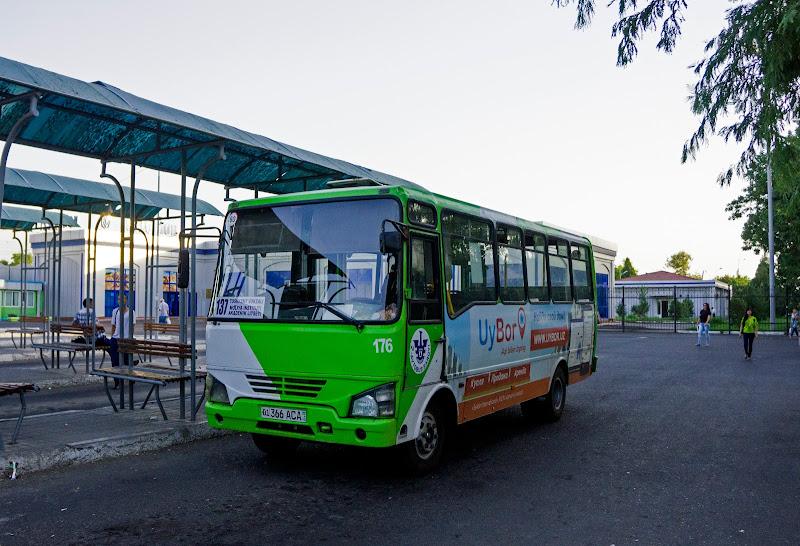 Автобусный маршрут №137