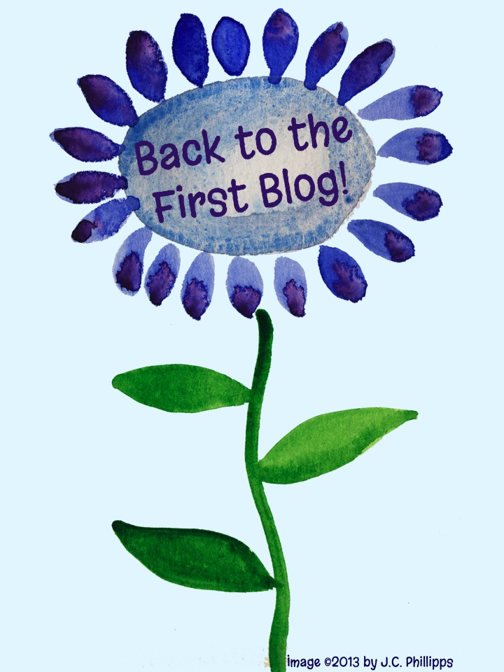 Back to the First Blog