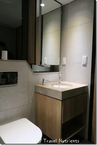 桃園機場 免費洗澡 盥洗 淋浴間  第一航廈 (25)