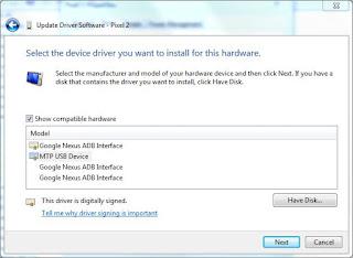 Google Pixel Driver Windows 10 - scsoftallsoft