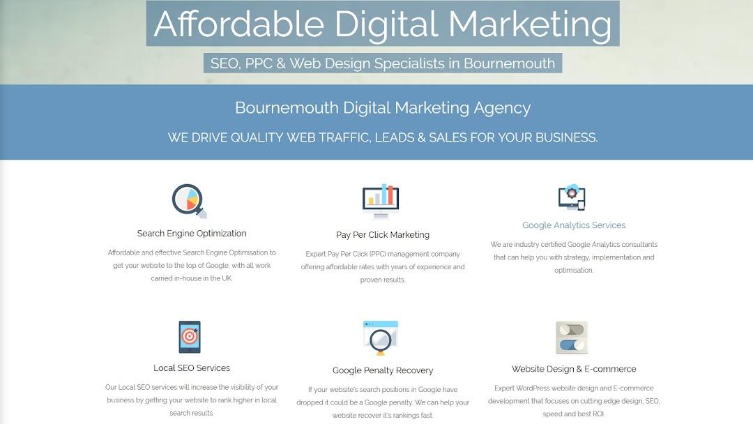 ADX Internet Marketing - Web Design & SEO - SEO, PPC