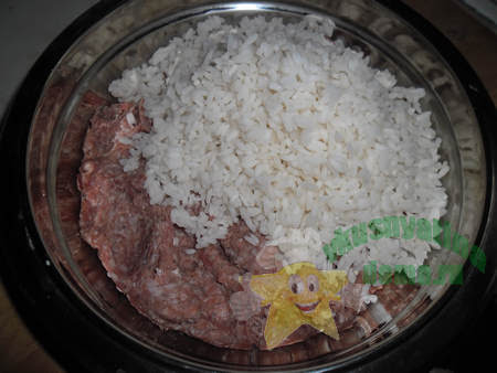 Как приготовить мясные ежики в духовке