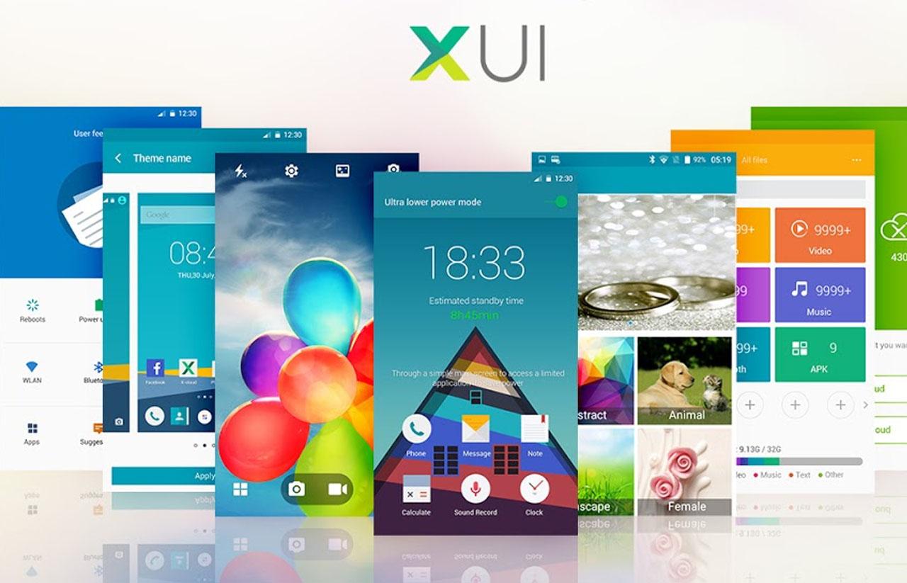 XUI Custom ROM for Infinix Hot 2