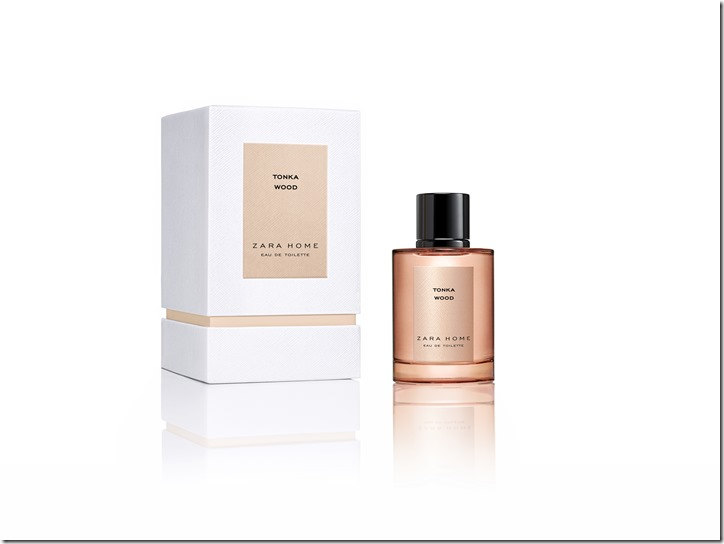 Zara Home Perfume Collection Tonka Wood