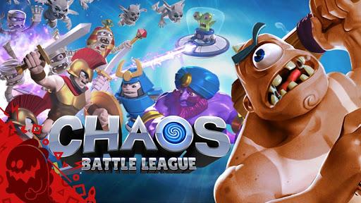 Download Chaos Battle League v1.3.2 APK MOD ENERGIA INFINITO OBB - Jogos Android