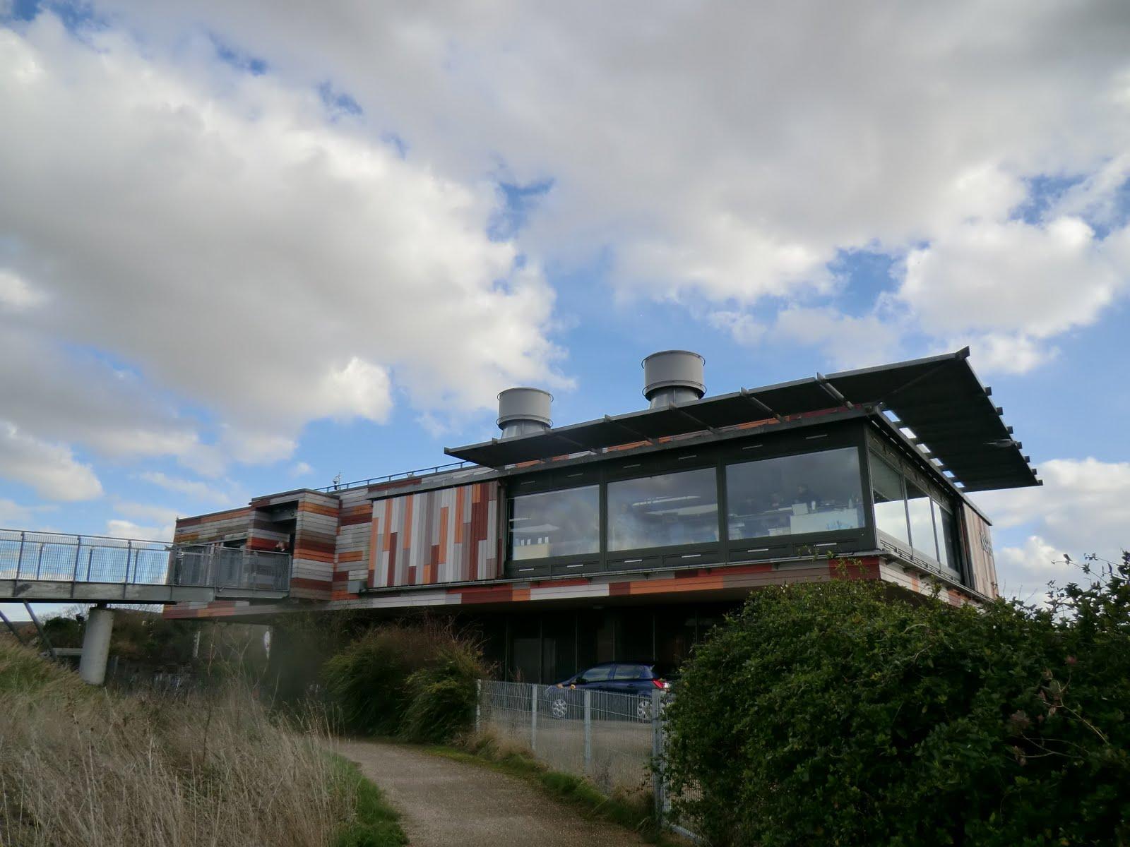 CIMG9961 RSPB Visitor Centre