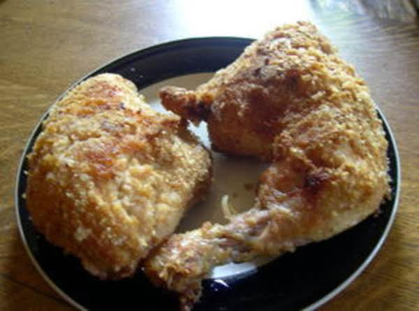 Oven Fried Chicken Recipe